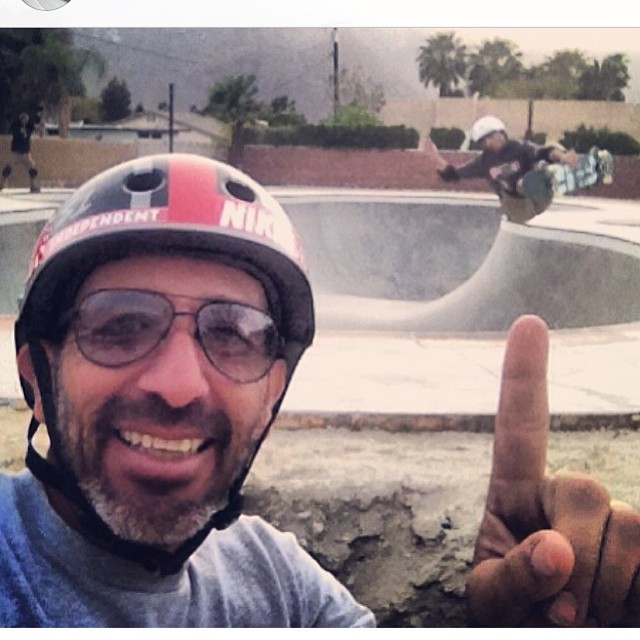Regram @eddieelguera back on board after being sick for 2 weeks ! #s1helmets #skateboarding