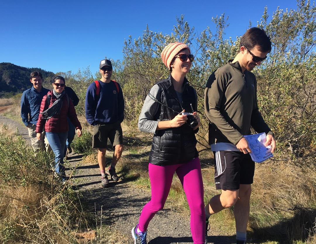 Fall Family Hike - worked off that Thanksgiving Meal or made room for Thanksgiving leftover lunch? You decide ... #optoutside #exploremore #sonoma #thanksgiving