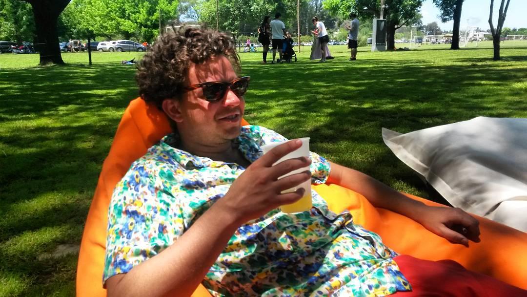 Estar asi: uno de los objetivos del fin de semana.  Consegui las camisanis de panza en www.panzapeople.com