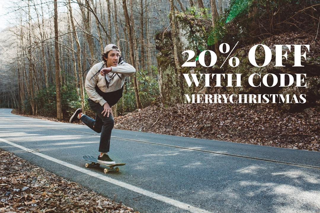 Get 20% off through Monday.