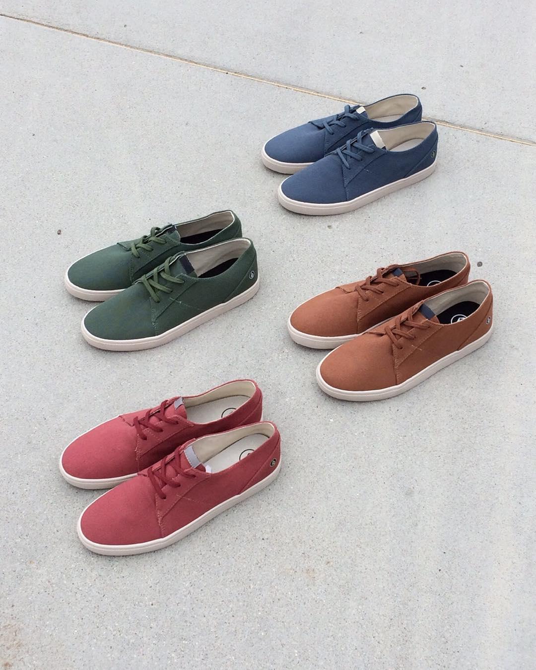 Lo Fi diferentes colores para este verano #ss16 #volcomfootwear #truetothis