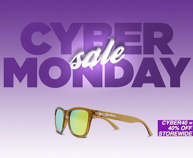 CYBER MONDAY STARTS EARLY! GET 40% OFF STOREWIDE WITH PROMO CODE 'CYBER40' #Kameleonz #CyberMonday #Cyber40