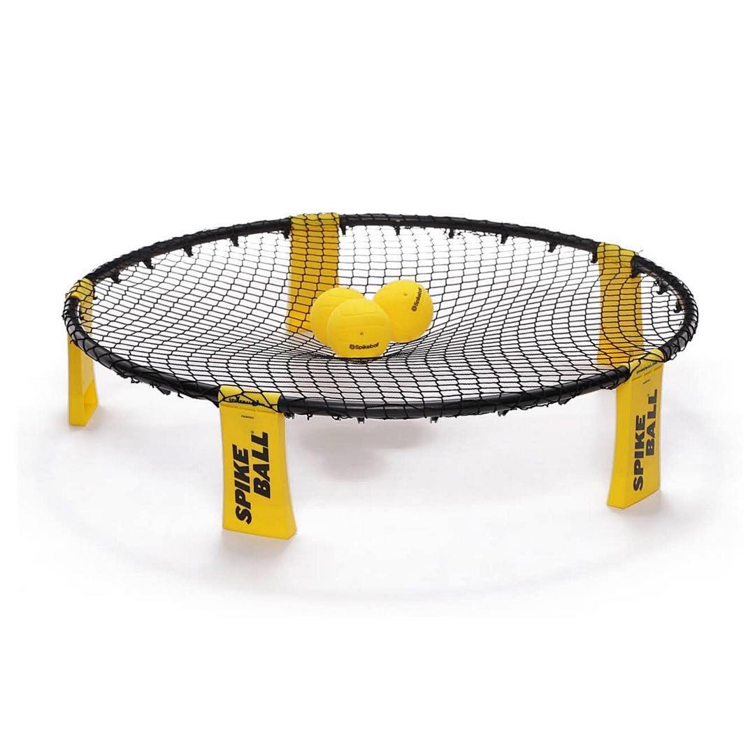 Our favorite backyard game is now available on kinddesign.co! @spikeball - if you don't know what it is, you should!  #kinddesign #shopsmall #spikeball #liveyourdream