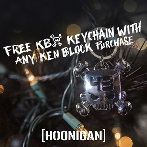 #HooniganBlackFriday sales are running throughout the weekend - and there's a chance to get a free Block Skull keychain!  Any purchase from my very own catergory on #hooniganDOTcom comes with one.