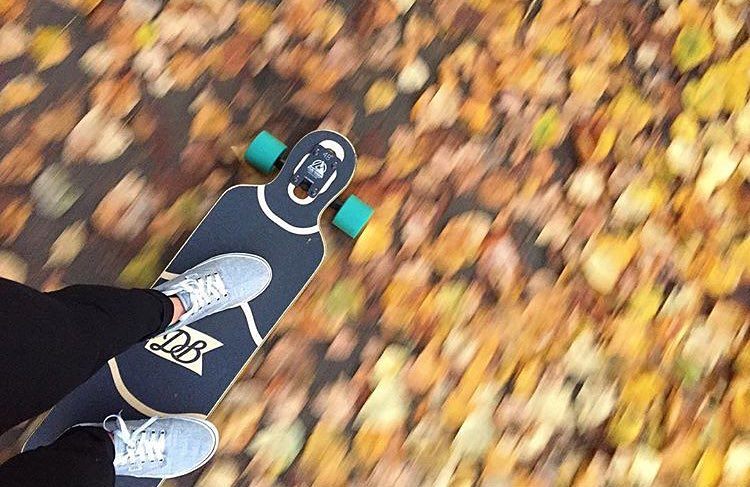 """Solo Saturday Adventures"" - repost from @monica_74 #dblongboards #longboard #longboarding #goskate #saturdayadventures"