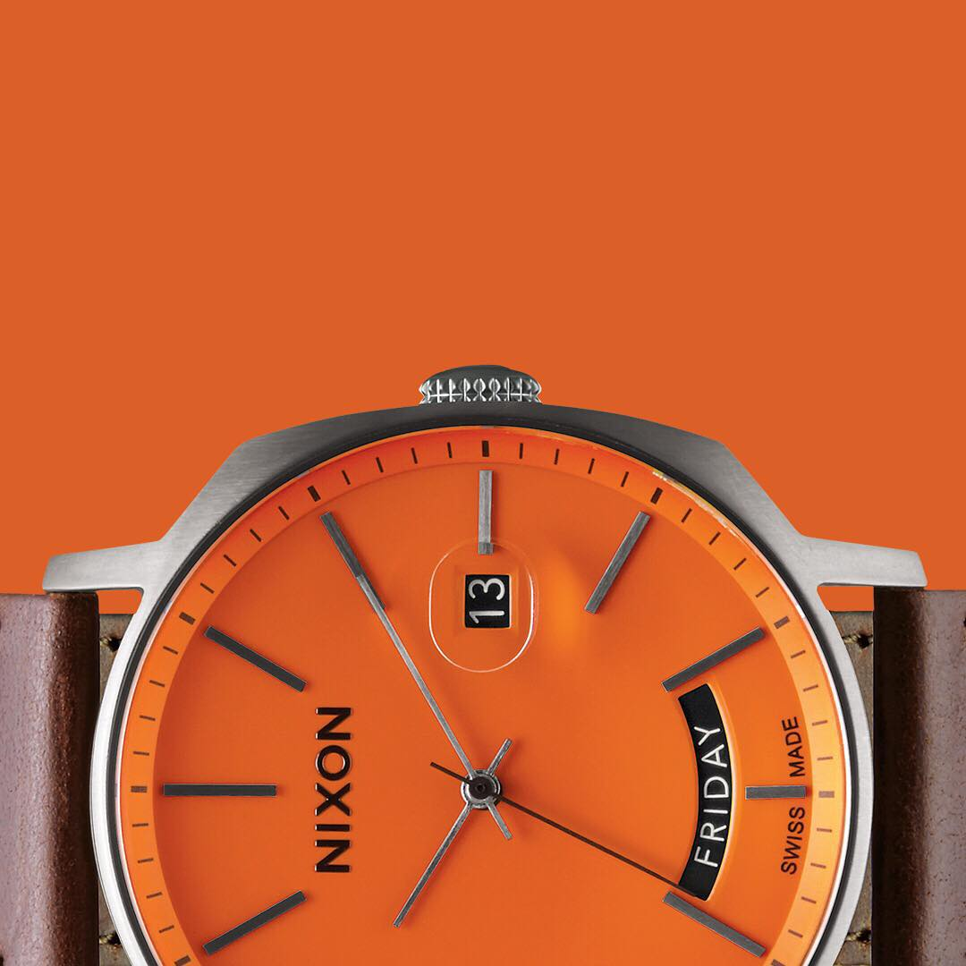 Turning high-end on its head, welcome Nixon's new limited, #Swiss Made #RSVP Collection. A collection of reimagined designs with unpredictable elements, exclusive materials, unique colors, and limited to less than 100 pieces, we invite you to...