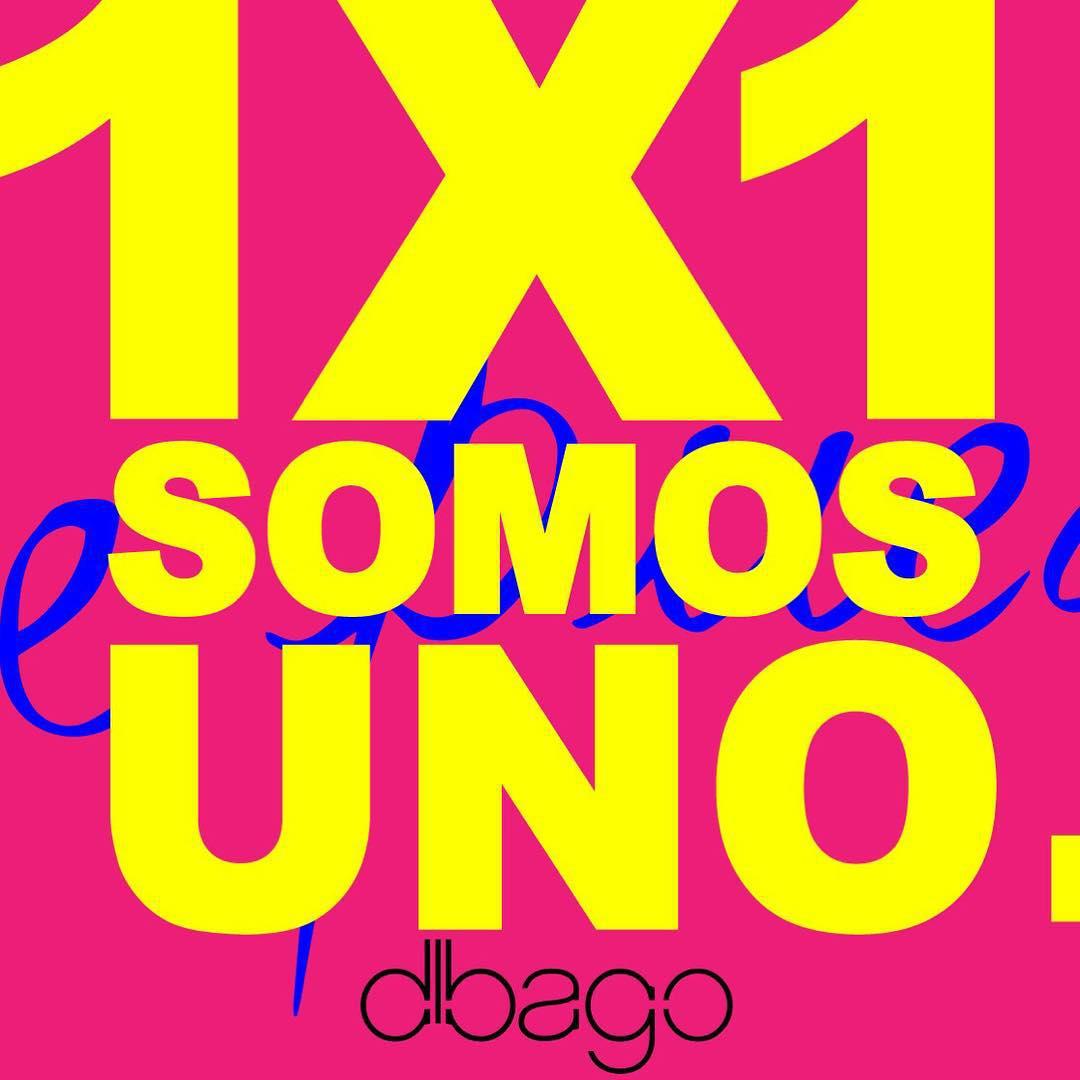 Sabias algo? SOMOS UNO! #yosoydibago
