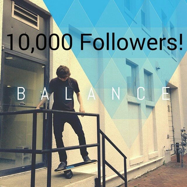 Thanks for all the support! Excited for new and upcoming things here at #revbalance welcome new followers!
