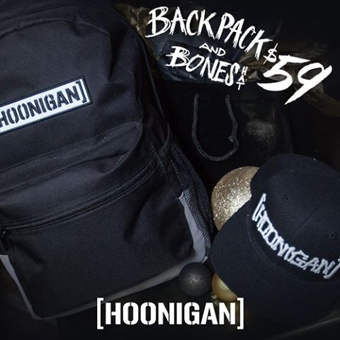 SUNDAY ONLY DEAL: Pairing up some our our personal favorites around the #donutgarage, Standard Issue backpack and Bones snapback ($80 value) for under 60 bucks! Not good enough? Tag on FREE SHIPPING to crank this deal to 11. Click the link in our bio...