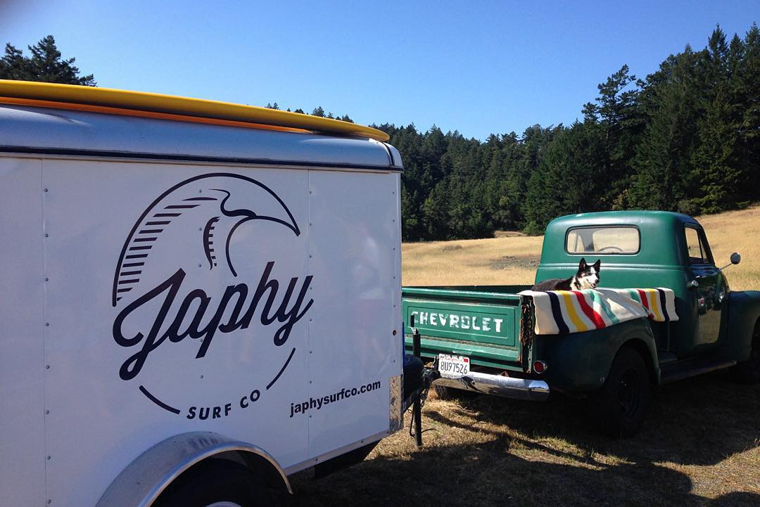 The best damn roadtrippin' rig.  @japhysurfco #japhysurfco #japhycrew #surf #surfing #travel #adventure #roadtrip #nofilter #swimwear #menswear #retro #classic #SF #CA