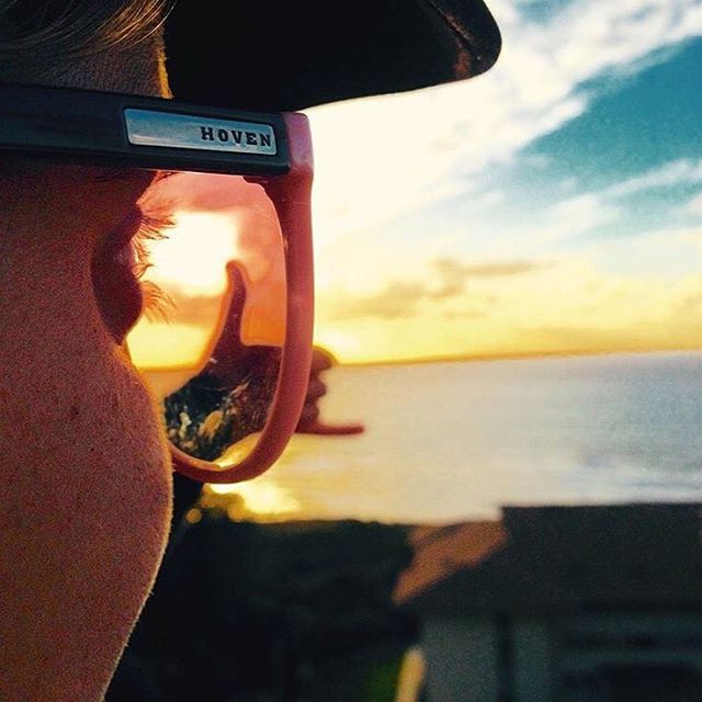 Reflect on what you're thankful for.  Photo// @paetynparman2  #hovenvision #whatsyourvision #thankful