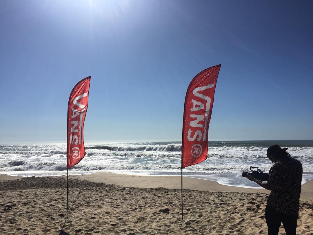 Bien arriba desde temprano: arrancó el #SurfTheChecklist