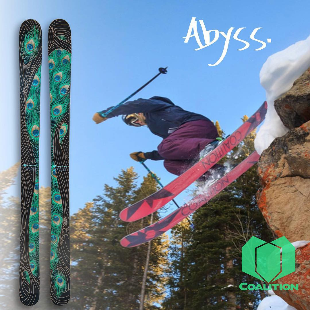 Happy #cybermonday folks, all of our 2014/15 skis and boards are 50% off!  That's right, cheap for the steeps! Use the code: SAVEBIG on our website to get in on the deals.