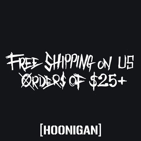 LAST CALL: Cyber Monday is the last day to snatch up what's left of the rad deals on #hooniganDOTcom.
