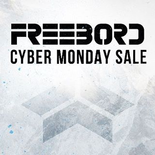 Last chance to snag a #Freebord at the lowest price of the year #Snowboard the streets