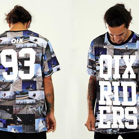 Confira a nova coleção QIX Verão 2016. Disponível nas melhores lojas de todo o Brasil e na qixskateshop.com.br @rodrigoleal #QixTeam #qixverao2016
