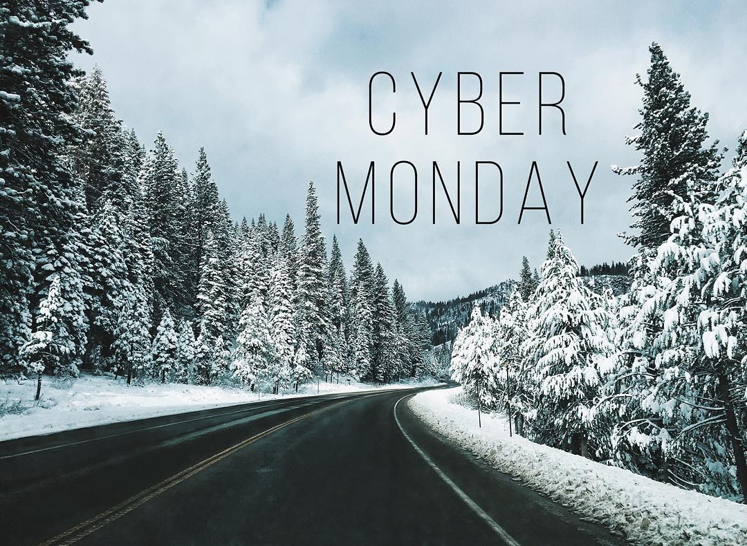 Off work and ready to shop (while relaxing with some hot cocoa on the couch, of course)? We've got some amazing #cybermonday deals you won't want to miss - check them out on our website (link in profile). Happy shopping! #CA89 #takeapeak