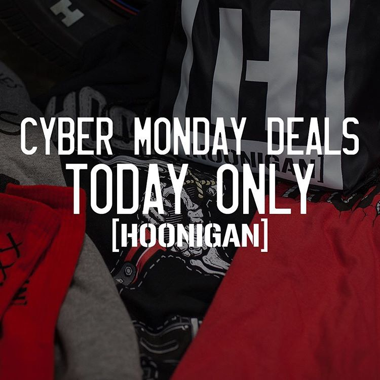 LAST CALL: Killer deals and free shipping on #hooniganDOTcom or click the link in our bio for easy access.