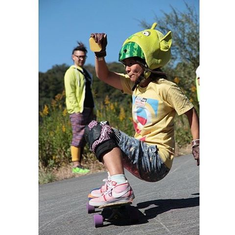 Happiest of bdays to our lovely LGC Japan Ambassador and all-around stoke spreader Ayumi Oride @pitufimin! Extremely hard worker towards the cause, she's very active in our community. Thanks Ayumi & @snowsynosy for everything you do, all the best,...