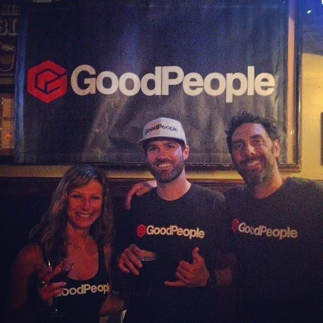 We're getting ready for the fundraising to begin! Come stop by @ElixirSF and get a drink from the #goodpeople team @rachshredgnar @denstar @mcelberts supporting @b4bc #shredthelove #bartending #sanfrancisco #beerforboobs