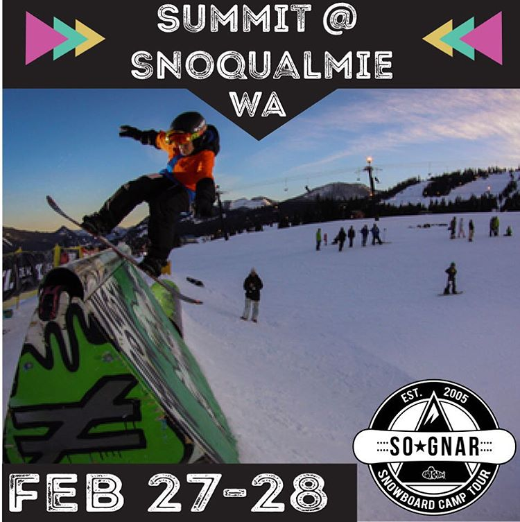 WASHINGTON! Last year we were so bummed we had to cancel our tour stop because @summitatsnoqualmie didn't have enough ❄️, but this season is shaping up to be deep in the PNW. Better believe we will be making up for lost time and doing it BIG