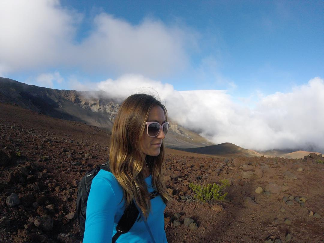 Follow your vision and e x p l o r e  Photo// @sehsa  #hovenvision #whatsyourvision #haleakala #explore