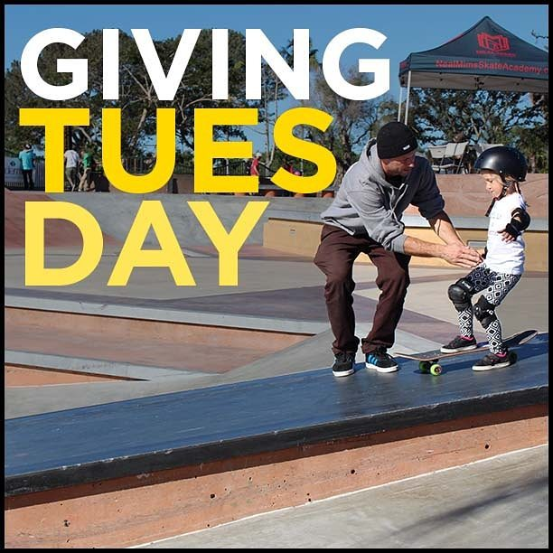 Celebrate #GivingTuesday by checking out our Sale or Online Auction at exposureskate.org. Not only will you find some exclusive items for yourself or a loved one, but you will have the opportunity to empower women through skateboarding by making a...