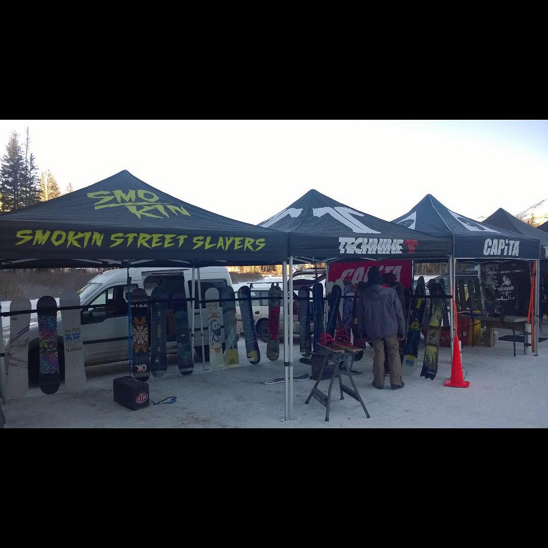 Demo season is here! Today @brightonresort , we are demoing, we are starting our #SmokinNationaDemoTour this Saturday @mtroseskitahoe , we will be back @brightonresort December 11, and 12 come try our #multiawardwinnng| #handmadeUSA | #3yearwarranty |...