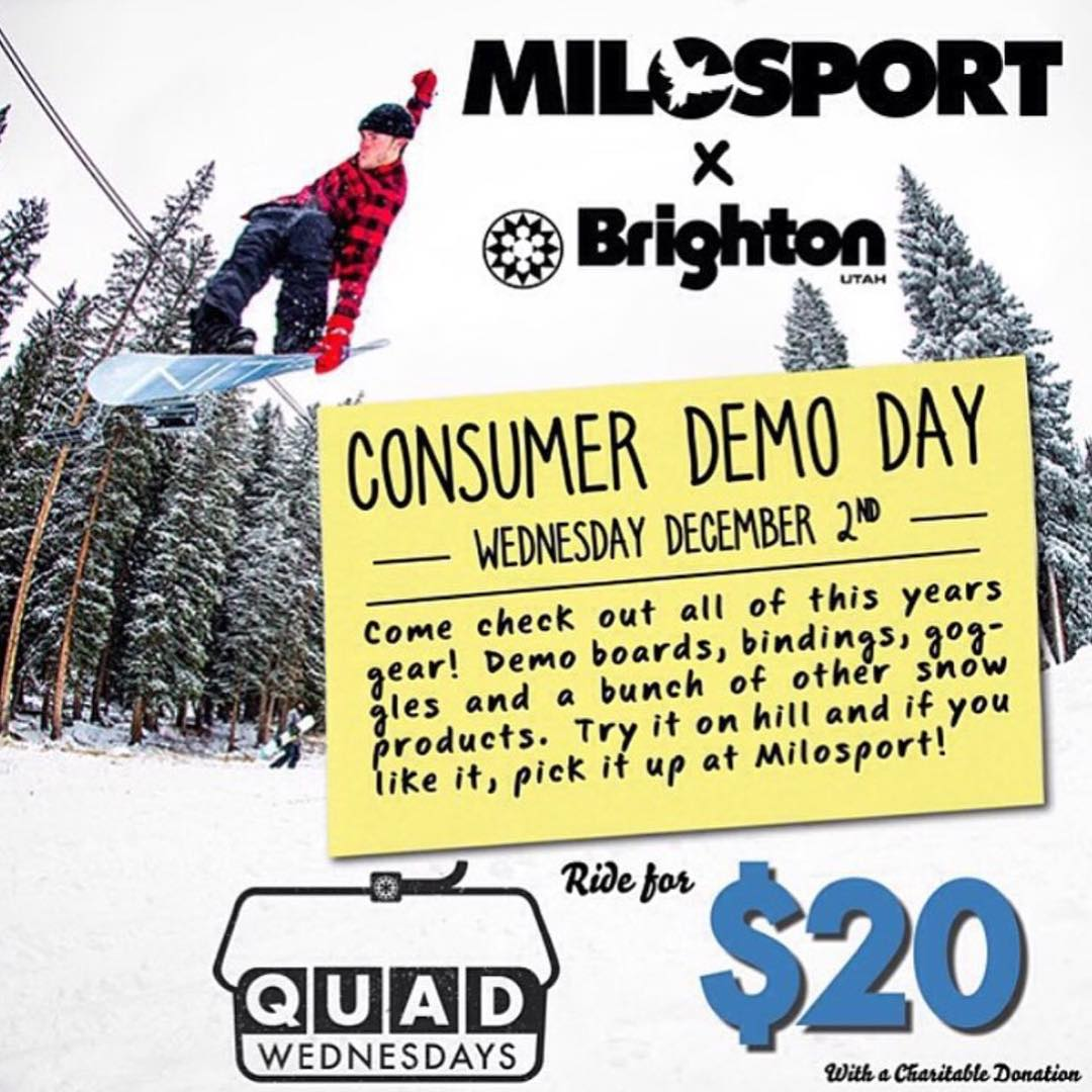 Come #trysmokin @brightonresort today #shredfor20$ #bringdonation  #awardwinningperformance | #mellomagnetraction | #POPKnarley | #rubberizedepoxy| #sintered6000bases