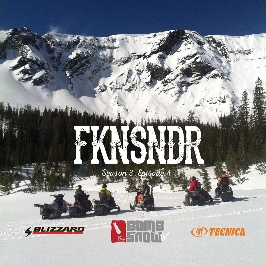 #PHGB athlete @skisendski and the @bridgerbrigade boys are coming out with Episode 4 of #fknsndr on @bombsnow!! Dropping soon.... The @bridgerbrigade is #givingback by being involved with @adventurescience #jointhemovement #snackwithpurpose  #bozeman...