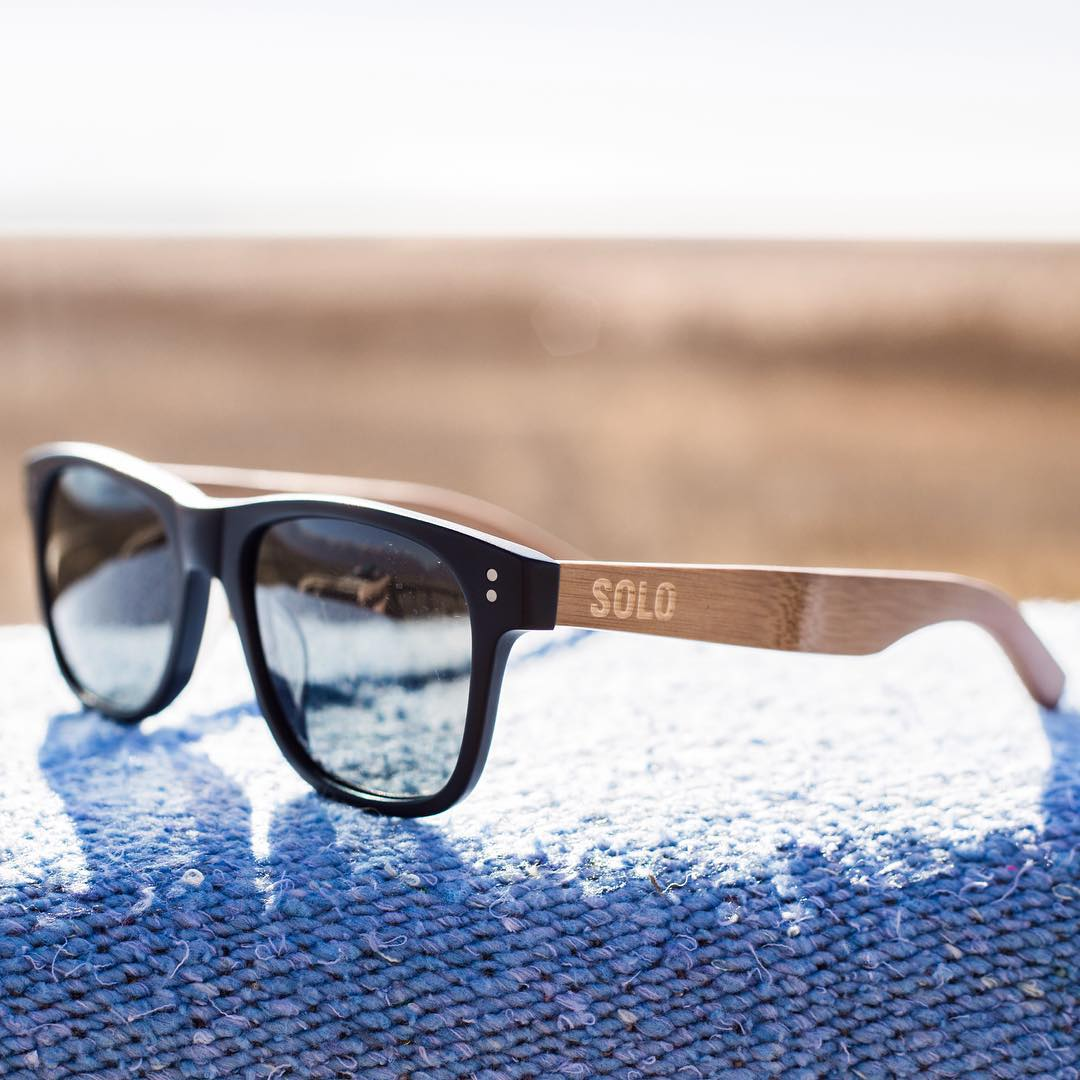 Today only, our bestsellers, the Dominican and Fiji frames, are 20% off! Shop by clicking the link in our bio.  #soloeyewear #liveandgive  PC: @nocea_clothing