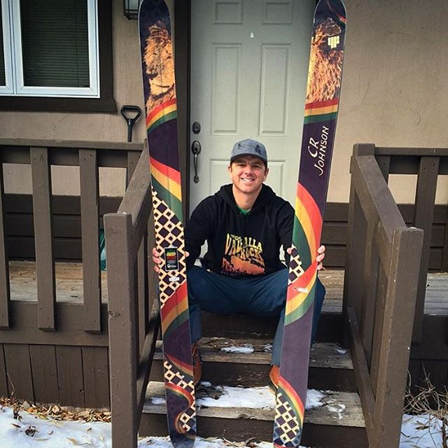 We've sold many pairs of skis over the last 13 years but on Sunday we received an order that was unlike any other. The last pair of CRJ Memorial skis was sold and it couldn't have gone to a more deserving skier. Sean E. aka @ThirtySecondsOut is a NAVY...
