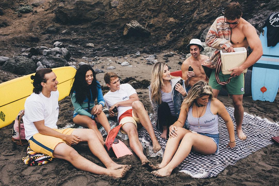 Humpday crew brews.  @japhysurfco #japhysurfco #japhycrew #japhybrew #surf #surfing #menswear #swimwear #retro #travel #adventure #nofilter #adventure #classic  Live #BurntandBarefoot
