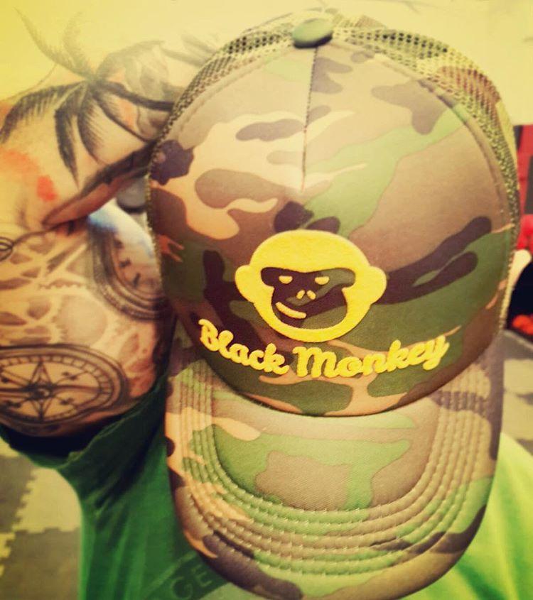 No hay como las Caps de Black Monkey