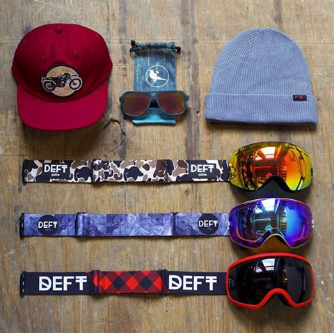 Last day to enter! We've partnered with @deftoptics for the #NatureOfProof Giveaway ❄️ Winner will receive:  2 sets of Customized Deft Optics Goggles ($160 value), Donner Skate Fire Lens ($115), Proof Beanie ($14 value), Proof Enduro Adventure...