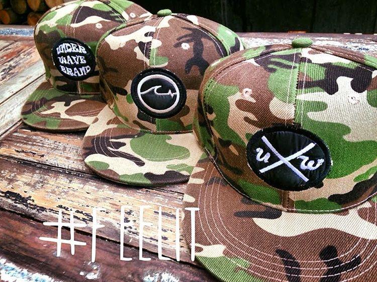 Ya podes encontrar nuestras nuevas gorras bordadas en facebook.com/underwavebrand y próximamente en www.underwavebrand.com! - seguimos con #UWSolidario y donamos ropa a la fundación primeros pasos! - #QueSeaTuRegalo - #FeelIt