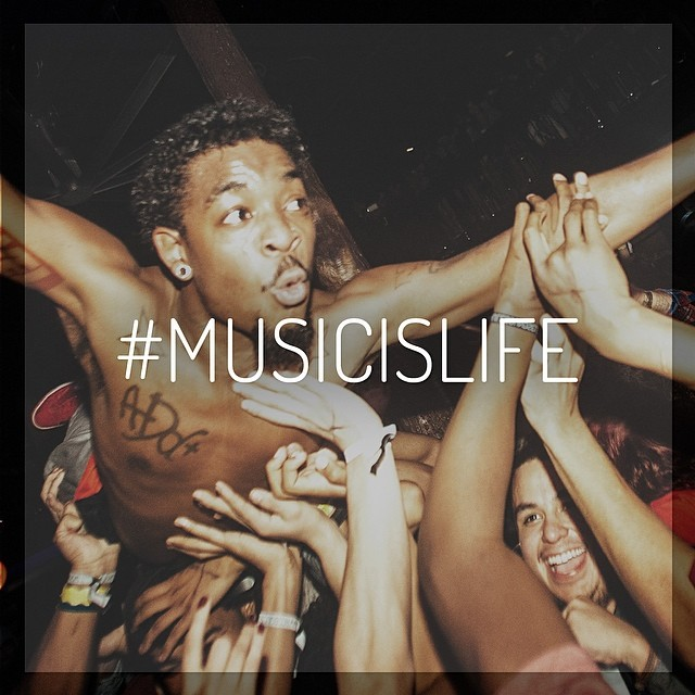 'The hell with rules. If it sounds right, then it is.' -Eddie Van Halen #MusicIsLife