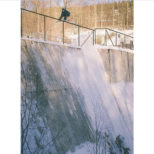 @joesexton1817 is #onthefence | #regram from @howl