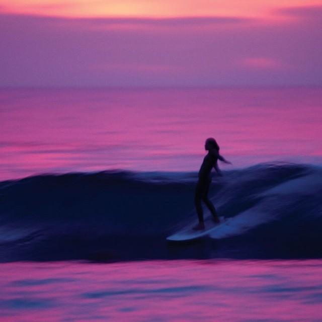 Deja que el mar te libere.- #soul #waves #sunset #reefargentina