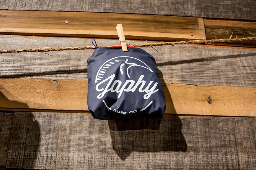 Stowed and hangin out.  @japhysurfco #japhysurfco #surf #surfing #beachnik #beachbum #classic #retro #adventure #swimwear #menswear #travel #CA #SF  Live #BurntandBarefoot