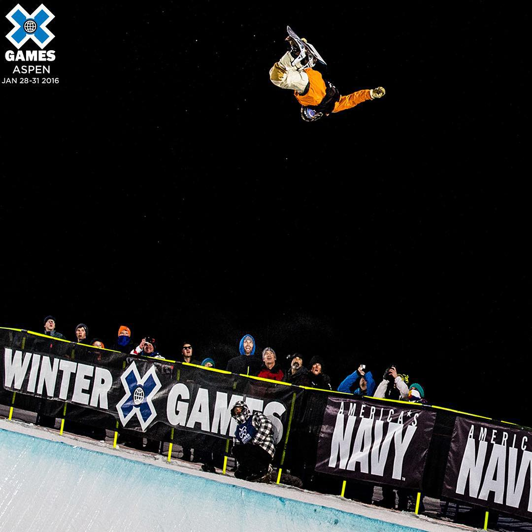 The best show on snow is only 55 days away! #XGames (
