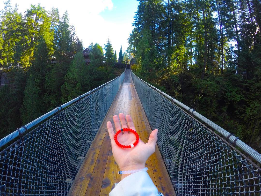 Conquer your fears and take center stage #livelokai  Thanks @christian_leblanc