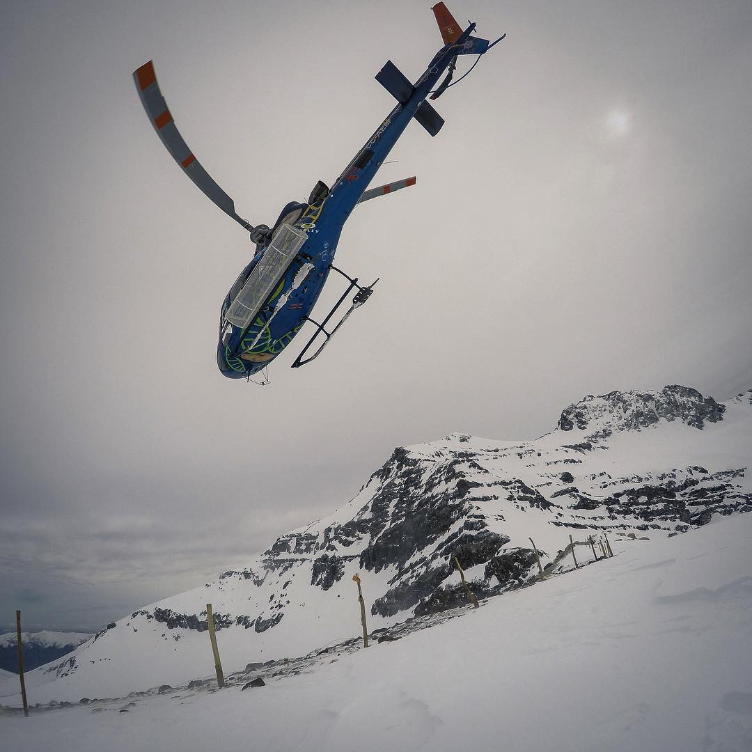 GoPro Featured Photographer - @PeterMorning  About the Shot- This shot was captured last September and is one of my favorites for many reasons. I got a last minute phone call from a friend saying he had two seats open to go heli-skiing in #Chile – I...