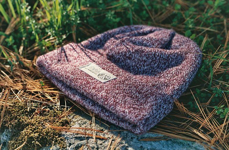The Wanderer LE beanie is a collaboration between #coalheadwear and @waywardstock. It's warm, has a custom patch, and is ready for your next adventure! Link in bio for more info!