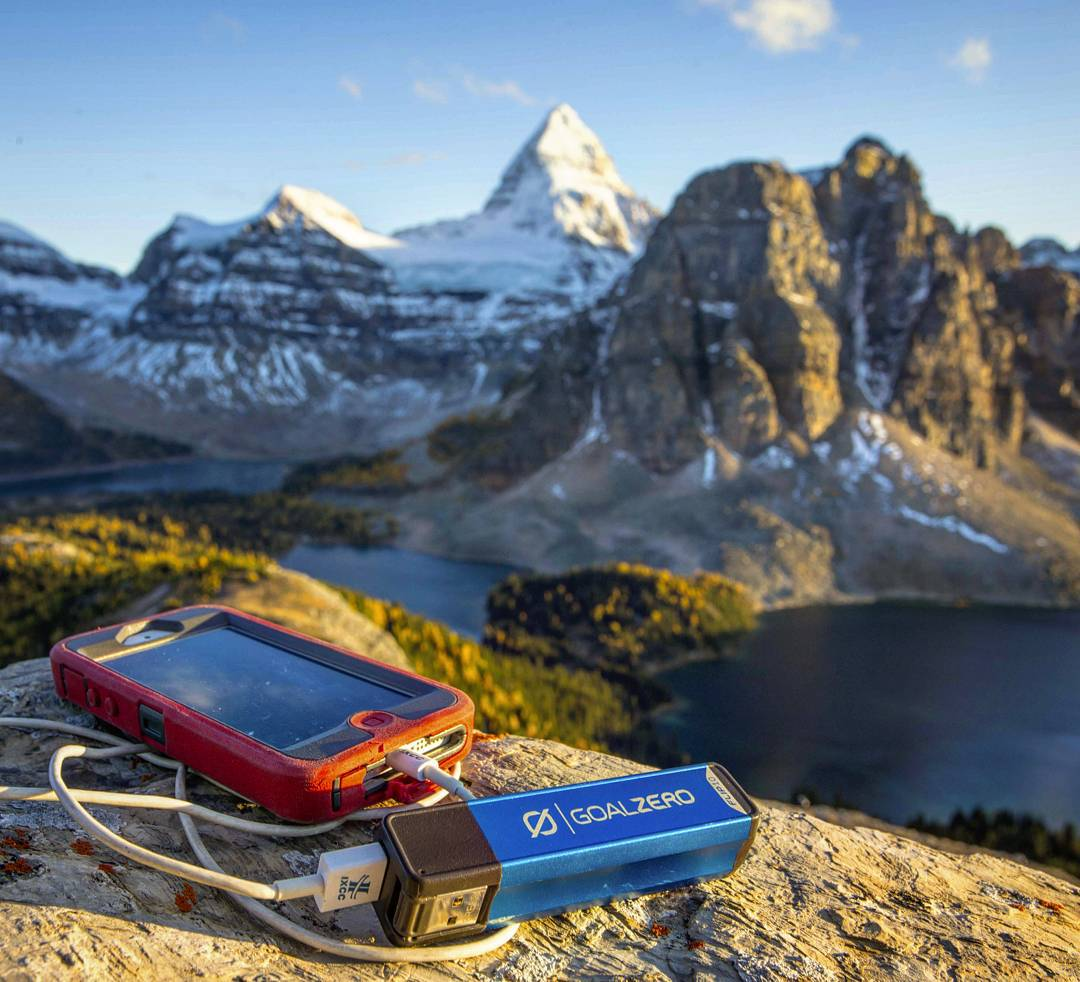The Flip 10 Recharger a.k.a stocking stuffer. #solarlife  Photo: @moonmountainman