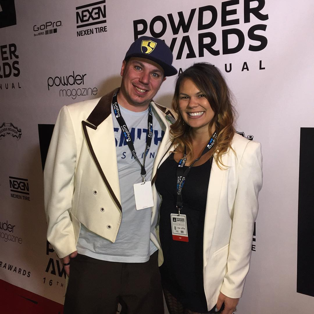 #powderAWARDS thank you for an amazing night @powdermagazine