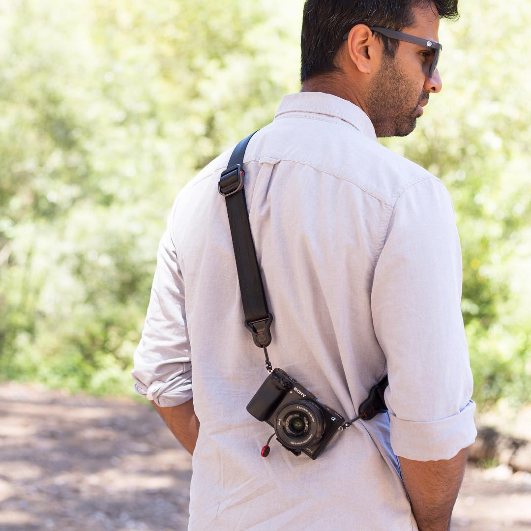 Did you know that #SlideLITE, our beautiful new mirrorless camera strap, is now available for pre-order from our website? If you pre-order now you will likely (though we can't guarantee) get your SlideLITE by Xmas.