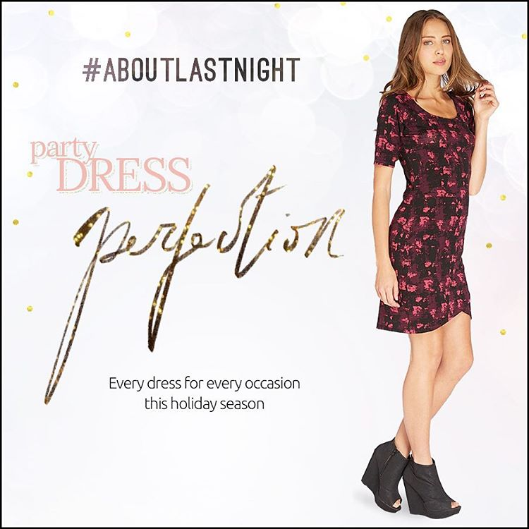 Every dress for every occasion this holiday season