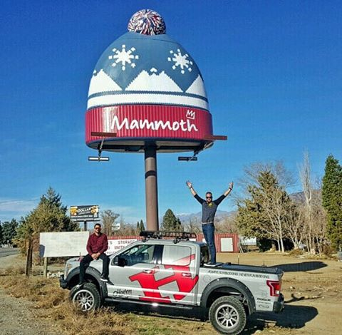 The @hovenvision team hits @mammothmountain this weekend. If you're up hear come find us at the truck for stickers and glasses!  #hovenvision #takeover #mammoth #snowbros #doyouwanttobuildasnowman