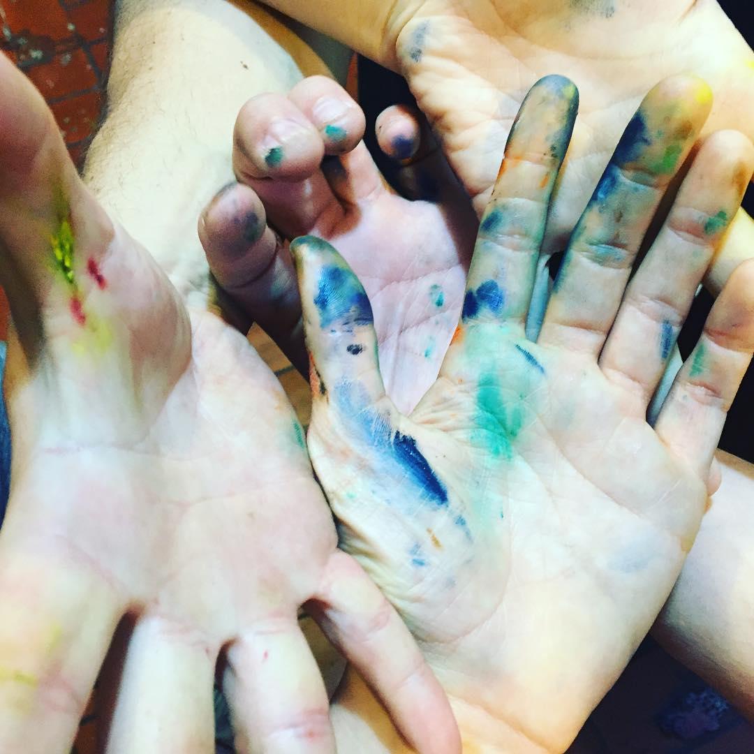 Que bonito lo que la mano acaricia! #darte #buenosaires